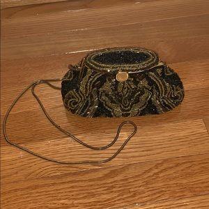 Mini Beaded Bag
